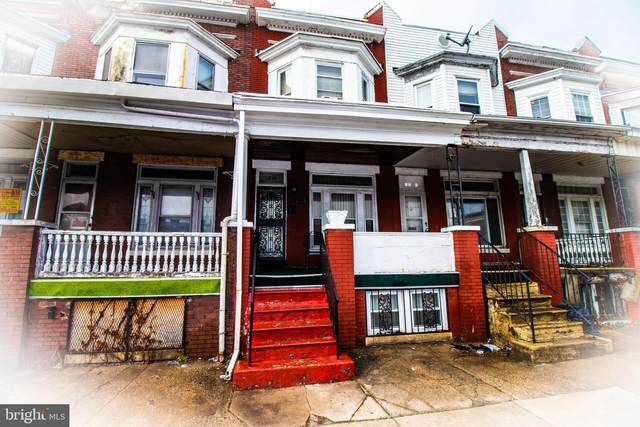 1218 Bloomingdale Road, BALTIMORE, MD 21216 (#MDBA540678) :: EXIT Realty Enterprises