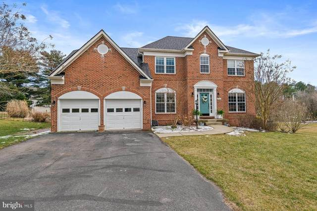 1743 Solitude Court, HUNTINGTOWN, MD 20639 (#MDCA181222) :: Hergenrother Realty Group