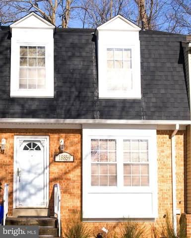 18859 Summer Oak Court, GERMANTOWN, MD 20874 (#MDMC745408) :: Murray & Co. Real Estate