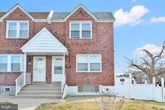 8601 Jackson Street, PHILADELPHIA, PA 19136 (#PAPH989810) :: The Schiff Home Team