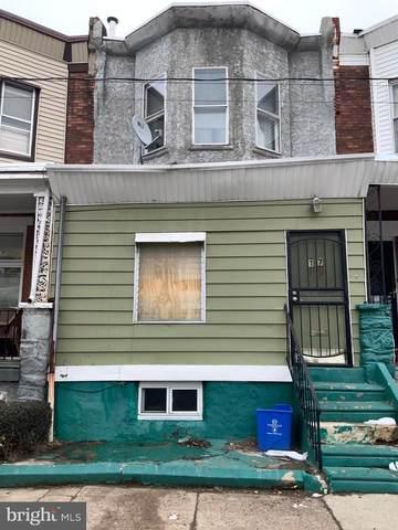 17 S Ruby Street, PHILADELPHIA, PA 19139 (#PAPH989812) :: Bob Lucido Team of Keller Williams Integrity