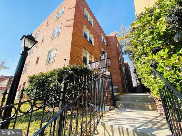 33 Kennedy Street NW #302, WASHINGTON, DC 20011 (#DCDC509252) :: EXIT Realty Enterprises