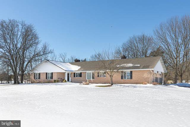 791 Upper Mainland Road, HARLEYSVILLE, PA 19438 (#PAMC683548) :: Blackwell Real Estate