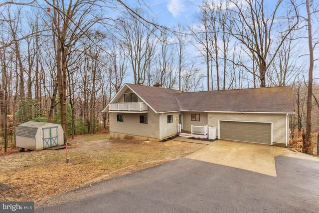 8540 Perch Court, LUSBY, MD 20657 (#MDCA181230) :: Realty One Group Performance
