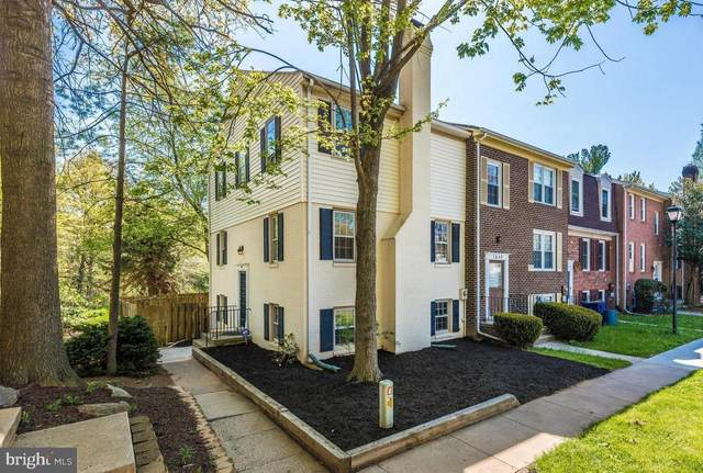 1651 Colonial Way, FREDERICK, MD 21702 (#MDFR278164) :: Murray & Co. Real Estate