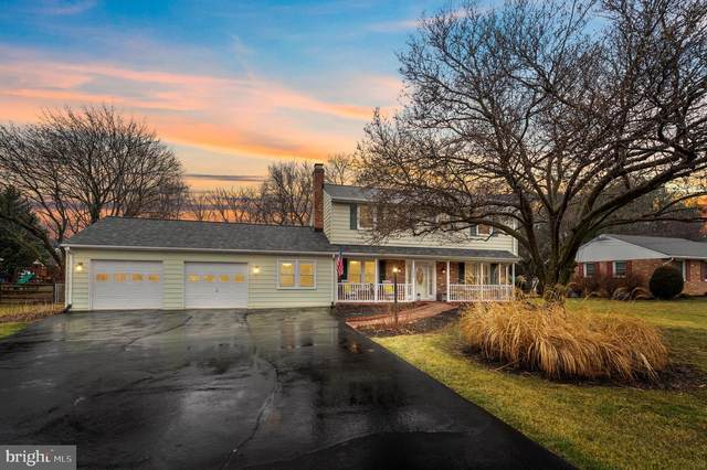 24920 Woodfield School Road, GAITHERSBURG, MD 20882 (#MDMC745430) :: The Matt Lenza Real Estate Team