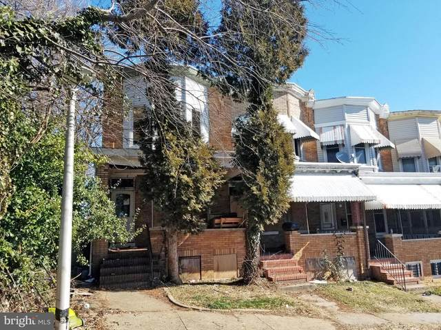 2802 Clifton Park Terrace, BALTIMORE, MD 21213 (#MDBA540722) :: AJ Team Realty
