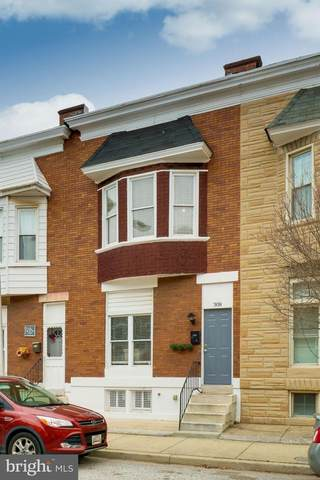 308 E Lorraine Avenue, BALTIMORE, MD 21218 (#MDBA540730) :: The Riffle Group of Keller Williams Select Realtors