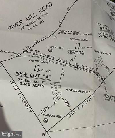 River Mill Road, RICHARDSVILLE, VA 22736 (#VACU143738) :: John Lesniewski | RE/MAX United Real Estate