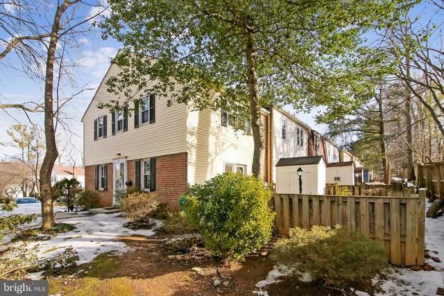 2 Prairie Rose Court 11-1, GAITHERSBURG, MD 20878 (#MDMC745438) :: Murray & Co. Real Estate