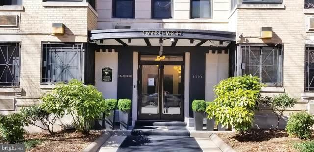 1010 25TH Street NW #805, WASHINGTON, DC 20037 (#DCDC509278) :: Crossman & Co. Real Estate