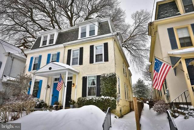 207 E Evergreen Avenue, PHILADELPHIA, PA 19118 (#PAPH989868) :: The Matt Lenza Real Estate Team
