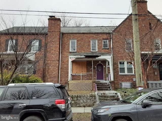 312 Gallatin Street NW, WASHINGTON, DC 20011 (#DCDC509290) :: EXIT Realty Enterprises
