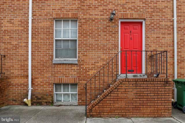 416 N Washington Street, BALTIMORE, MD 21231 (#MDBA540756) :: The Dailey Group