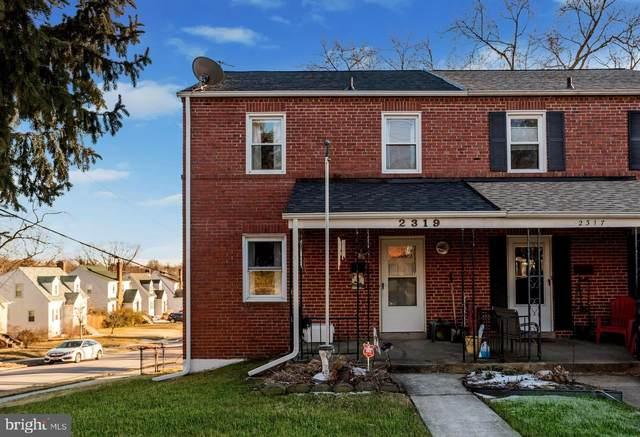 2319 Hemlock Avenue, BALTIMORE, MD 21214 (#MDBA540760) :: Sunrise Home Sales Team of Mackintosh Inc Realtors