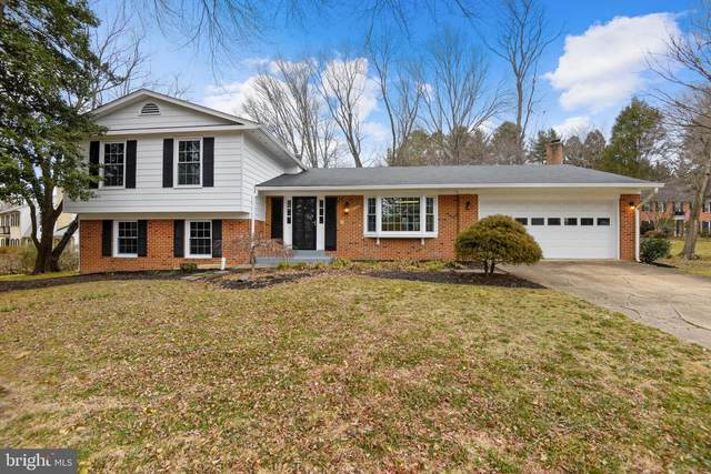 9306 Schubert Court, VIENNA, VA 22182 (#VAFX1182330) :: Network Realty Group
