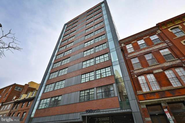 108 Arch Street #802, PHILADELPHIA, PA 19106 (#PAPH989928) :: The Dailey Group