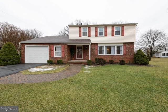 9505 Michaels Way, ELLICOTT CITY, MD 21042 (#MDHW290772) :: Keller Williams Realty Centre