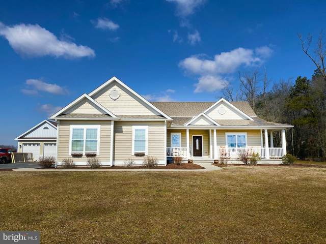 3429 Horseshoe Road, SEAFORD, DE 19973 (#DESU178002) :: CoastLine Realty