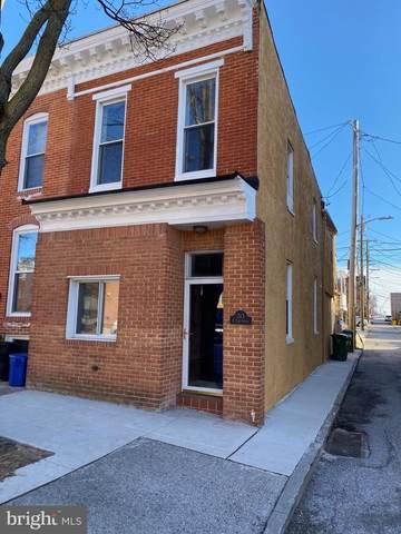 213 E Fort Avenue, BALTIMORE, MD 21230 (MLS #MDBA540784) :: Maryland Shore Living | Benson & Mangold Real Estate