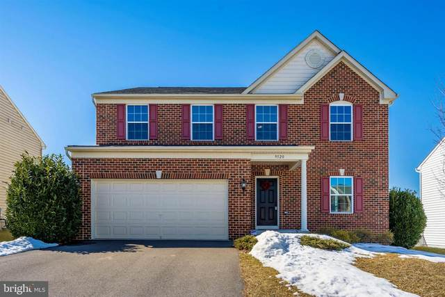 9520 Dumbarton Drive, HAGERSTOWN, MD 21740 (#MDWA177910) :: AJ Team Realty