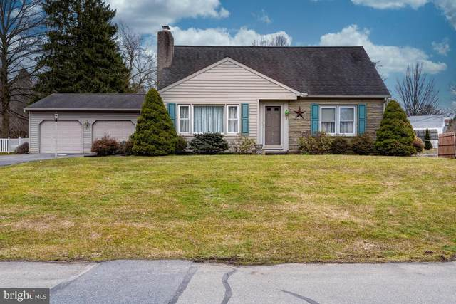 2604 Chestnut View Drive, LANCASTER, PA 17603 (#PALA177686) :: Iron Valley Real Estate