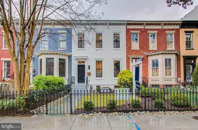 1449 S Street NW, WASHINGTON, DC 20009 (#DCDC509322) :: Gail Nyman Group