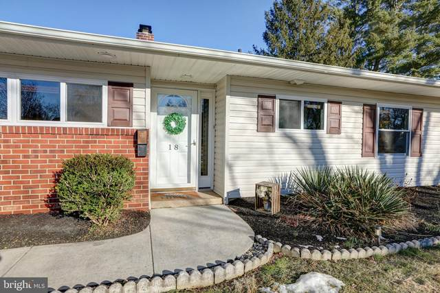 18 Knickerbocker Drive, NEWARK, DE 19713 (#DENC521362) :: Blackwell Real Estate