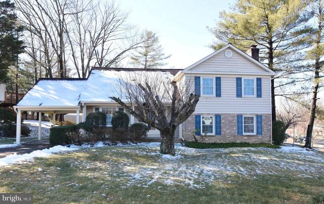 8909 Lake Braddock Drive, BURKE, VA 22015 (#VAFX1182394) :: Network Realty Group