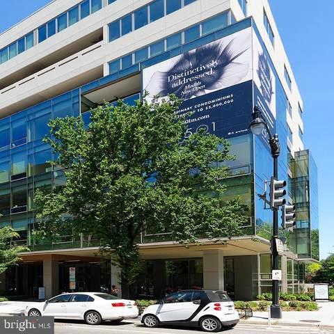 2501 M Street NW #410, WASHINGTON, DC 20037 (#DCDC509336) :: AJ Team Realty