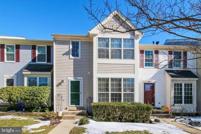 9520 Melrose Square Way, GAITHERSBURG, MD 20882 (#MDMC745490) :: Colgan Real Estate