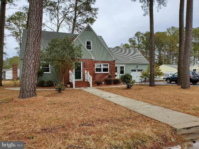 24 Hall Highway, CRISFIELD, MD 21817 (#MDSO104450) :: Atlantic Shores Sotheby's International Realty
