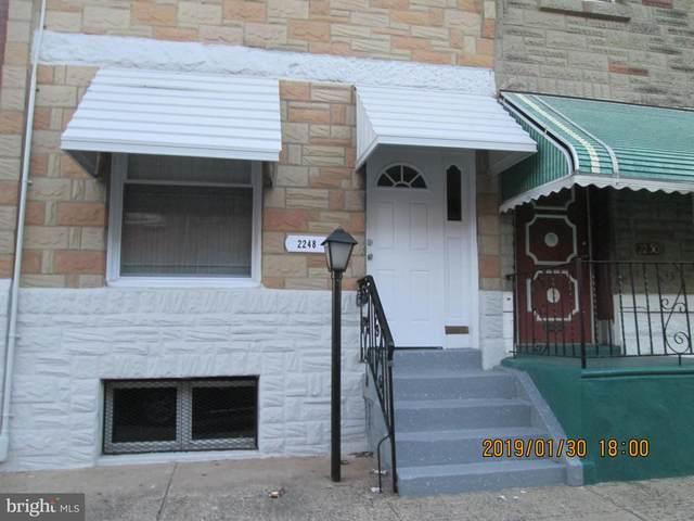 2248 N 18TH Street, PHILADELPHIA, PA 19132 (MLS #PAPH990016) :: Kiliszek Real Estate Experts
