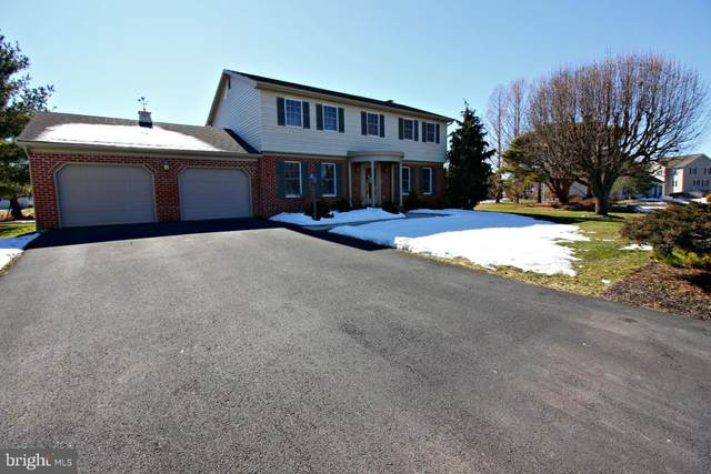 514 Colonial Drive, GREENCASTLE, PA 17225 (#PAFL178182) :: The Joy Daniels Real Estate Group