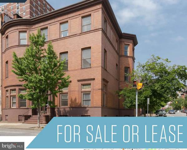 1128 N Calvert Street, BALTIMORE, MD 21202 (#MDBA540832) :: Lucido Agency of Keller Williams