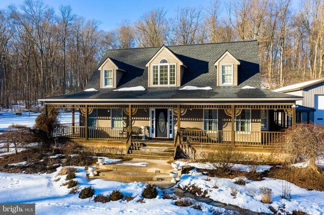 79 New Road, ELVERSON, PA 19520 (#PACT529944) :: Century 21 Dale Realty Co