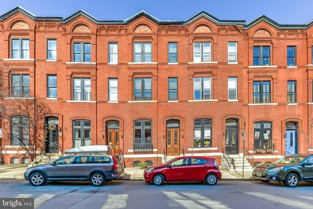 126 W Lafayette Avenue, BALTIMORE, MD 21217 (#MDBA540834) :: Advance Realty Bel Air, Inc