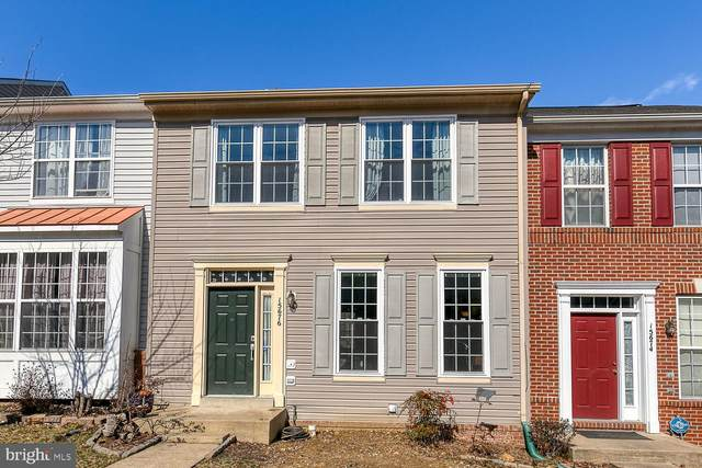15676 Mendoza Lane, WOODBRIDGE, VA 22191 (#VAPW515494) :: Bob Lucido Team of Keller Williams Integrity