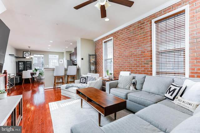 735 S Macon Street, BALTIMORE, MD 21224 (#MDBA540856) :: SURE Sales Group