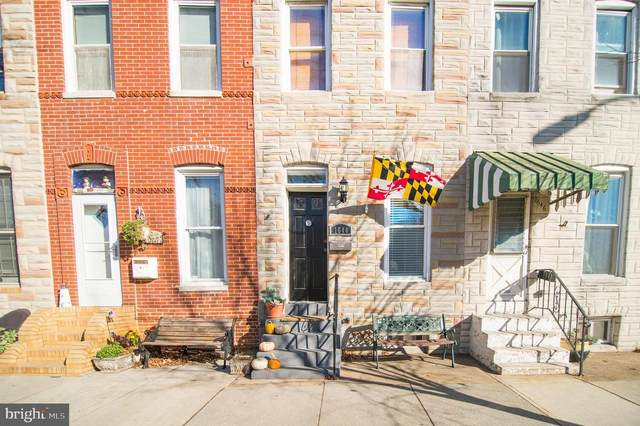 1644 E Fort Avenue, BALTIMORE, MD 21230 (#MDBA540862) :: The Dailey Group