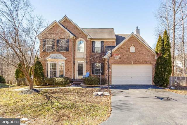 7851 Eagle View Drive, CHESAPEAKE BEACH, MD 20732 (#MDCA181250) :: The Riffle Group of Keller Williams Select Realtors