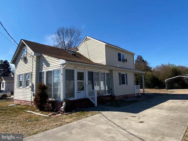 103 1ST Street, COLONIAL BEACH, VA 22443 (#VAWE117876) :: Dart Homes