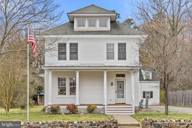 9518 Main Street, MANASSAS, VA 20110 (#VAMN141426) :: Advance Realty Bel Air, Inc