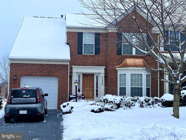 9429 Morning Walk Drive, HAGERSTOWN, MD 21740 (#MDWA177926) :: Network Realty Group
