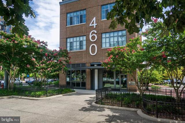 460 New York Avenue NW #407, WASHINGTON, DC 20001 (#DCDC509446) :: The Riffle Group of Keller Williams Select Realtors
