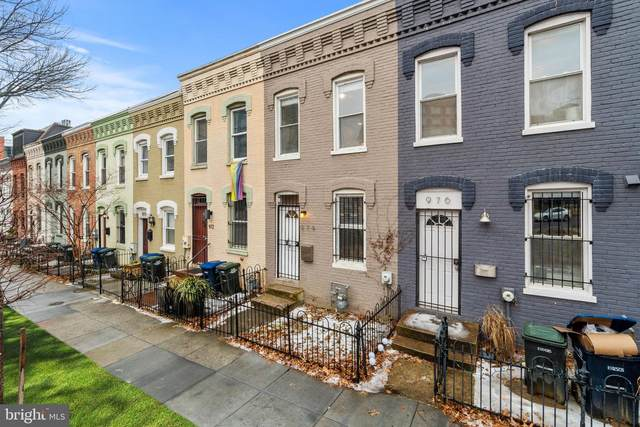 974 Florida Avenue NW, WASHINGTON, DC 20001 (#DCDC509462) :: Corner House Realty