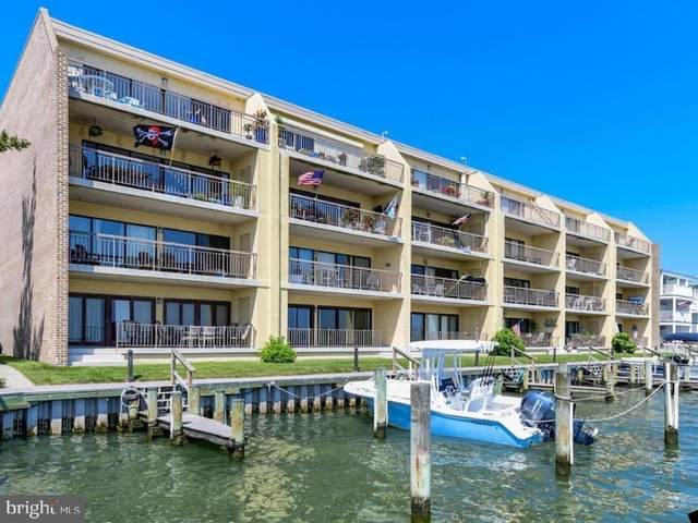 429 Bayshore Drive #103, OCEAN CITY, MD 21842 (#MDWO120390) :: Bob Lucido Team of Keller Williams Integrity