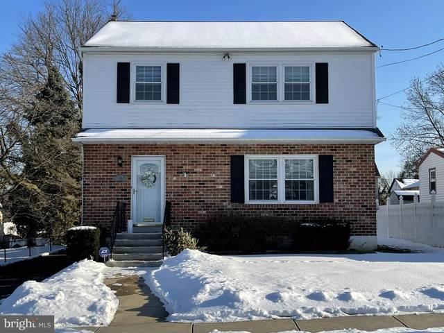 184 Berkley Avenue, LANSDOWNE, PA 19050 (#PADE540088) :: McClain-Williamson Realty, LLC.