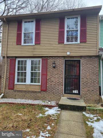 338 Shady Glen Drive, CAPITOL HEIGHTS, MD 20743 (#MDPG597580) :: The Matt Lenza Real Estate Team
