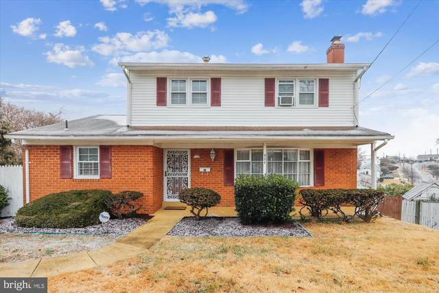 904 Chillum Manor Court, HYATTSVILLE, MD 20783 (#MDPG597584) :: The Daniel Register Group